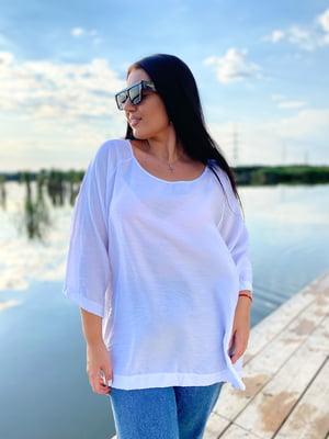 Блуза біла | 5564471