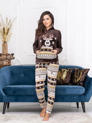 Пижама: худи и брюки | 5564538
