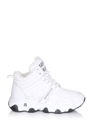 Ботинки белые | 5562870