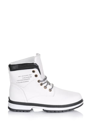 Ботинки белые | 5562872