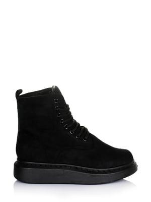 Ботинки черные   5562881