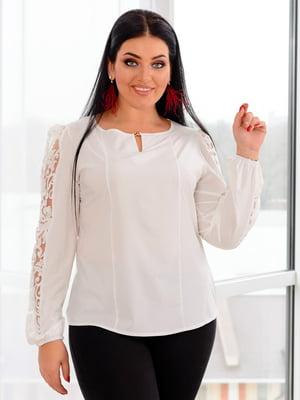 Блуза біла | 5564615