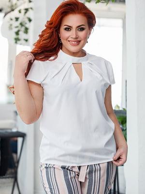 Блуза біла | 5564626