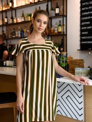 Платье в полоску | 5564644