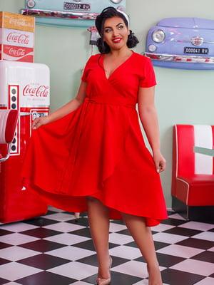 Платье красное | 5564654