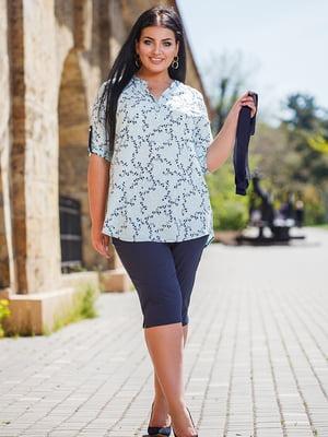 Комплект: блуза та бриджі | 5564673