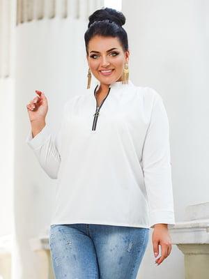 Блуза біла | 5564683