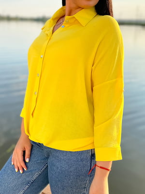 Сорочка жовта | 5564695