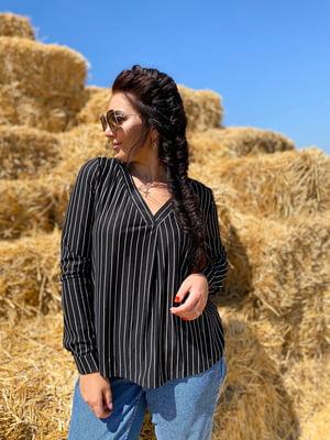 Блуза в смужку | 5564707