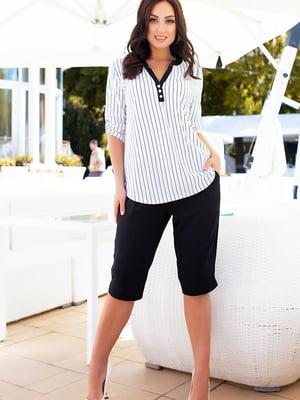 Комплект: блуза та бриджі | 5564733
