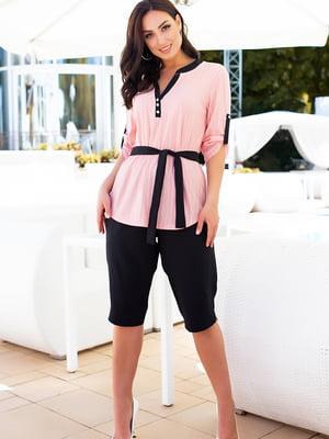 Комплект: блуза та бриджі | 5564734