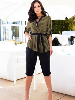 Комплект: блуза и бриджи | 5564735
