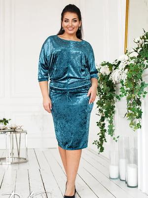 Комплект: блуза и юбка | 5564760