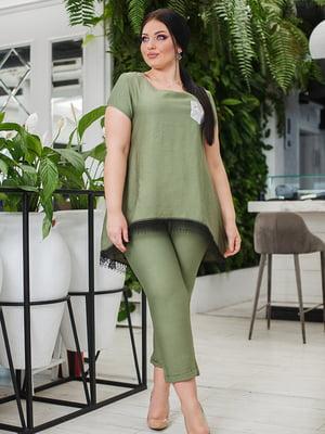 Костюм: блуза и брюки | 5564773