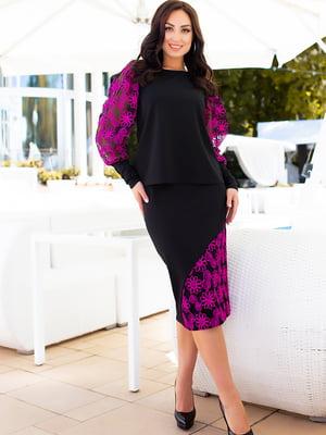 Костюм: блуза и юбка | 5564783
