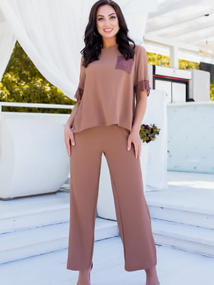 Костюм: блуза и брюки | 5564785