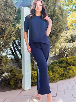 Костюм: блуза и брюки | 5564786