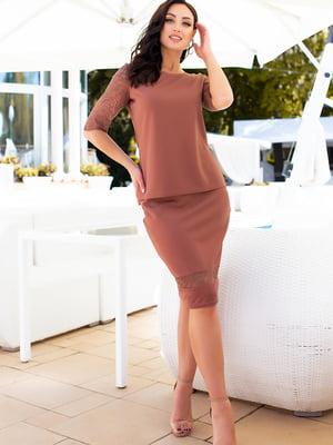 Комплект: юбка и блуза | 5564788