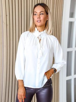 Блуза біла | 5564849