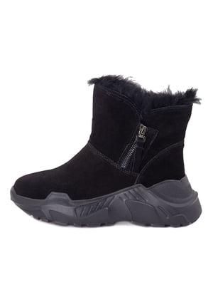 Ботинки черные | 5565090