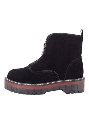 Ботинки черные | 5565091