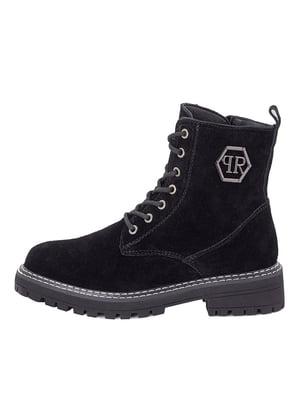 Ботинки черные | 5565093