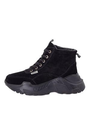 Ботинки черные | 5565094