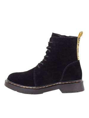 Ботинки черные | 5565095