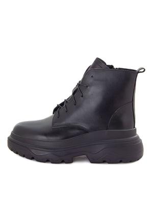 Ботинки черные   5565103
