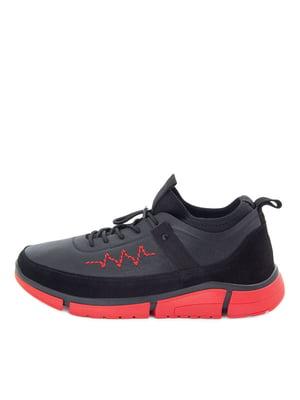 Кросівки чорні | 5565119