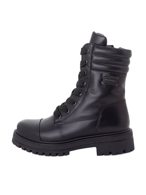 Ботинки черные   5565125