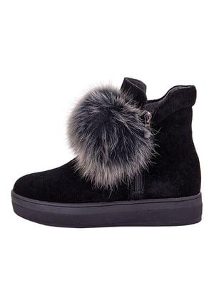 Ботинки черные | 5565132