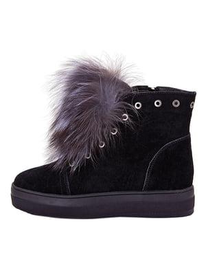 Ботинки черные | 5565134