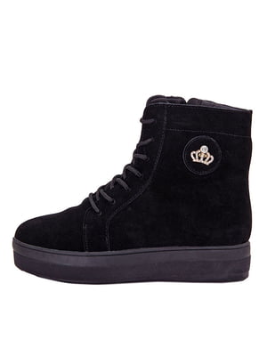 Ботинки черные | 5565136