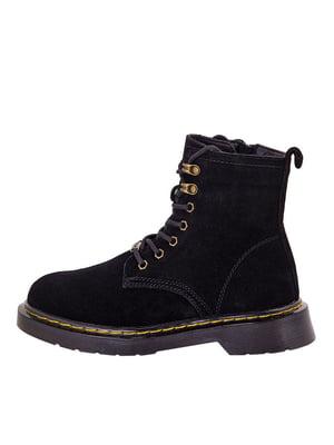 Ботинки черные | 5565140
