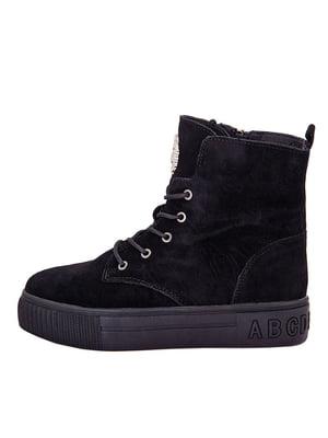 Ботинки черные | 5565143