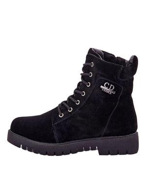 Ботинки черные | 5565146