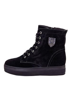 Ботинки черные | 5565147