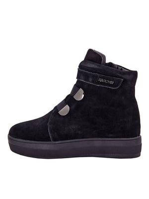 Ботинки черные | 5565152