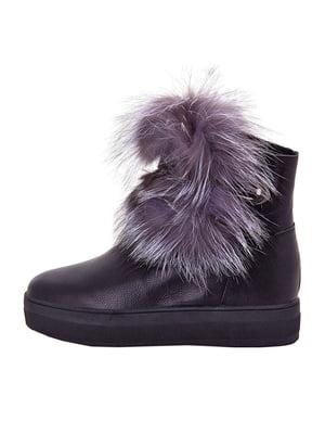 Ботинки черные | 5565153