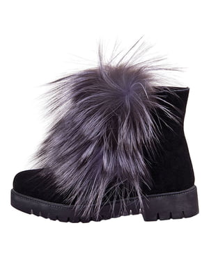 Ботинки черные | 5565158