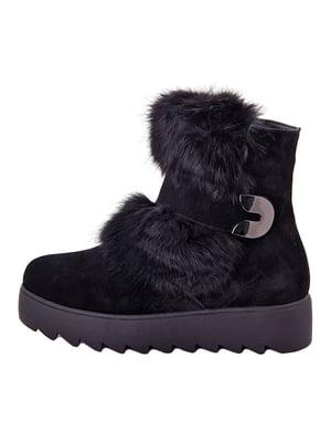 Ботинки черные | 5565159
