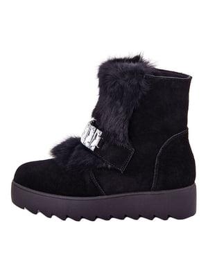 Ботинки черные | 5565161