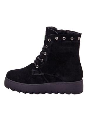 Ботинки черные | 5565163