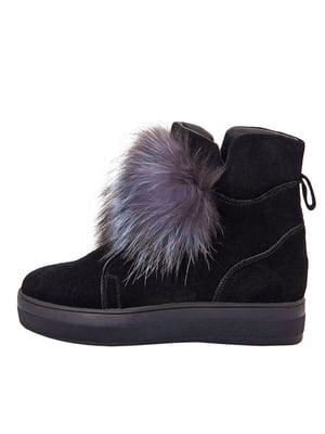 Ботинки черные | 5565164