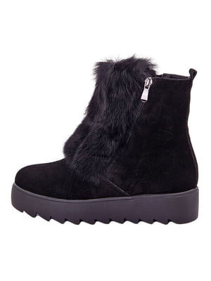 Ботинки черные | 5565165