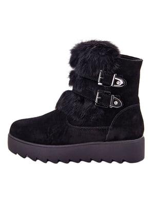 Ботинки черные | 5565166