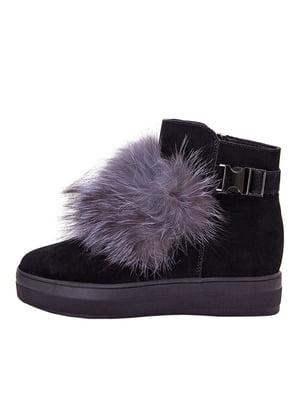 Ботинки черные | 5565167