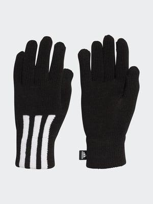 Перчатки черно-белые | 5561330