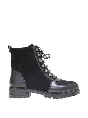 Ботинки черные | 5563606